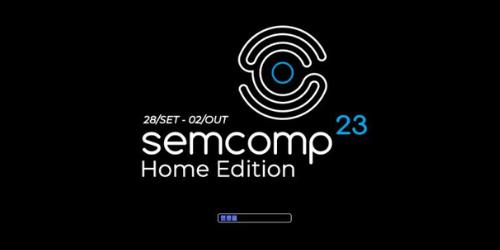 semana de computação vai acontecer entre 28 de setembro e 2 de outubro